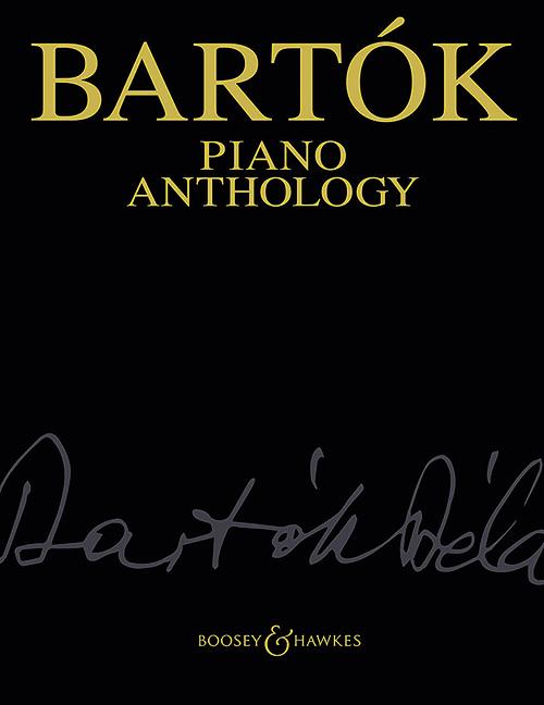 Piano Anthology Bartok piano 9790051246915
